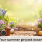 Landscaping solutions – your summer project essentials